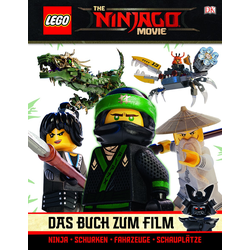 THE LEGO® NINJAGO® MOVIE Das Buch zum Film