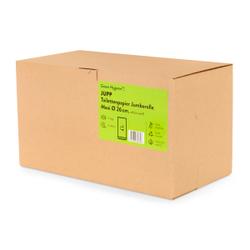 Green Hygiene® JUPP Toilettenpapier, 2-lagig, Umweltfreundliches Jumborollen-Klopapier aus 100% recyceltem Papier, 1 Karton = 6 Rollen