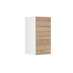 Vicco Hängeschrank 30 cm Küchenzeile Küchenunterschrank Küchenmöbel R-Line Sonoma