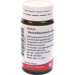 RENES/EQUISETUM comp.Globuli 20 g