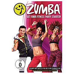 Zumba - DVD  Filme