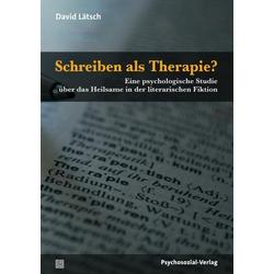 Schreiben als Therapie?