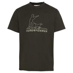 Hubertus T-Shirt T-Shirt Hundeführer gr�n 3XL