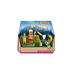 Yakari Geschenk-Box 3 St., Spielfigur