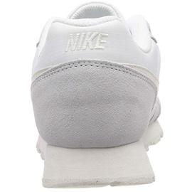 Nike Wmns MD Runner 2 white-light grey/ white, 38