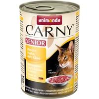 Animonda Carny Senior Rind, Huhn & Käse 6 x 400 g