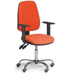 Bürostuhl alex, orange