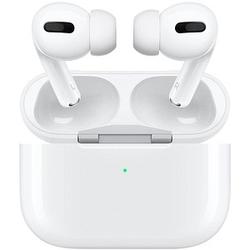 Apple AirPods Pro mit Wireless Charging Case In-Ear-Kopfhörer weiß