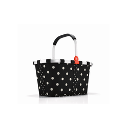 Reisenthel Carrybag in mixed dots, 28 x 48 cm
