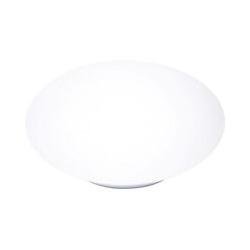Lampe de jardin solaire ovale (l x H x P) 35 x 35 x 20 cm LED 9.6 W N/A Telefunken Oval