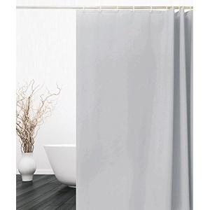 Eliplast Vorhang für die Dusche PEVA, 240x 200, Mehrfarbig
