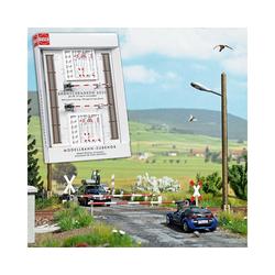 Busch Modelleisenbahn-Set Bahnschranken H0