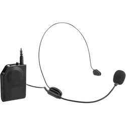 trevi Mikrofon EM408R, Trevi EM408R Mikrofon Wireless Headset mit Clip