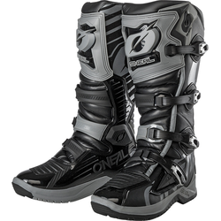 Oneal RMX Motocross Stiefel, grau, Größe 45