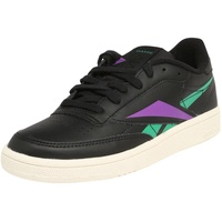 black-green-purple/ white, 38.5