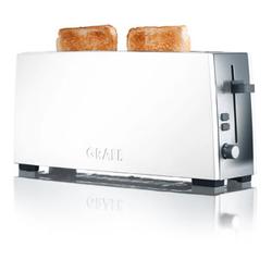 Graef TO91EU Wasserkocher & Toaster - Weiß