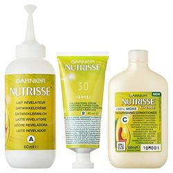 L'Oréal Garnier Nutrisse Creme Coloration Dunkelbraun 30 - 160g