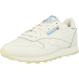 Reebok Classic Leather white light blue white gum, 38.5 ab