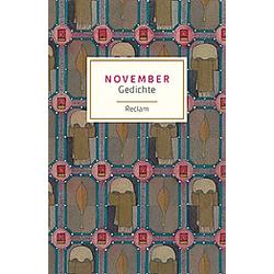 November - Buch