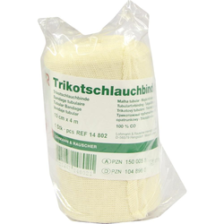 Trikotschlauch Binde 10 Cmx4 m