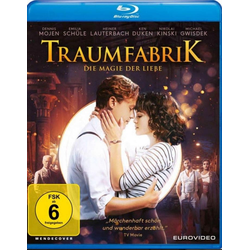 Bluray Traumfarbik USK 6 VÖ 12.12.2019