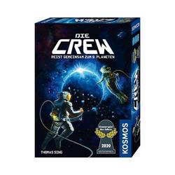 Kosmos Spiel, KENNERSPIEL DES JAHRES 2020 Die Crew - Auf der