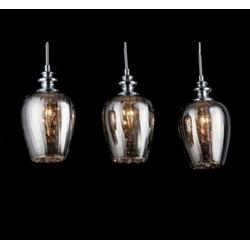 Casa Padrino Jugendstil Kristall Deckenleuchte Nickel 70 x H 100 cm Jugendstil - Deckenlampe Wand Beleuchtung