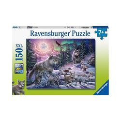 Ravensburger Puzzle XXL-Puzzle Nordwölfe, 150 Teile, Puzzleteile