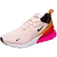 Nike Wmns Air Max 270 rose-orange/ white-pink, 37.5