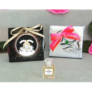 CHANEL No.5 Eau de Parfum 1,5 ml �� Limited Edition VIP als Geschenk verpackt ��