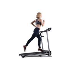 Merax Laufband Alala, fitness klappbar mit LCD-Display, 12 Programme