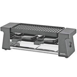 Spring Raclette Spring schwarz Raclette 2 Compact