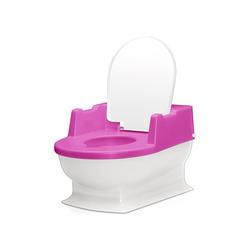 Reer Töpfchen Lerntöpfchen Sitzfritz, blau rosa