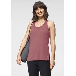 Nike Yogatop Yoga Women's Tank rosa Damen Trägertops Tops