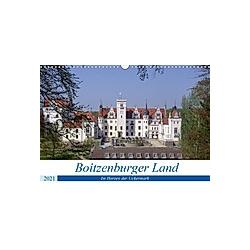 Boitzenburger Land - Im Herzen der Uckermark (Wandkalender 2021 DIN A3 quer)