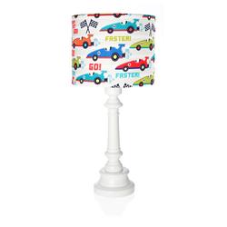 Tischlampe Autos