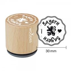 Woodies Stempel - Bayern W11004
