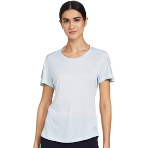 adidas Damen Own The Run T-Shirt, Skytin, XS