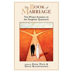 The Book of Marriage als Taschenbuch von David Blankenhorn
