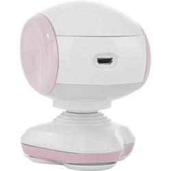 VitalMaxx 2860 Damenrasierer Weiß, Pink
