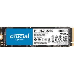 Crucial P1 SSD 500 GB