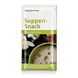 """Suppen-Snack """"Dreierlei Kohl"""""""