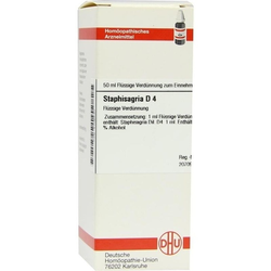 STAPHISAGRIA D 4