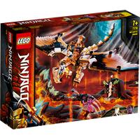 Lego Ninjago Wus gefährlicher Drache 71718