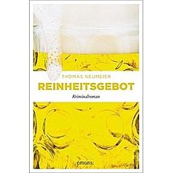 Reinheitsgebot. Thomas Neumeier  - Buch