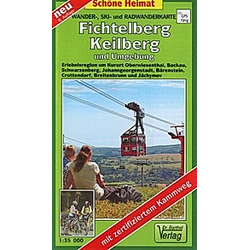 Doktor Barthel Karte Fichtelberg/Keilberg und Umgebung - Buch