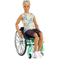 Barbie Ken Fashionistas Puppe mit Rollstuhl