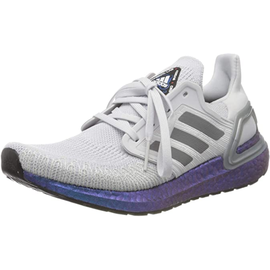 adidas Ultraboost 20 M dash grey/grey three/ boost blue violet met 42 2/3