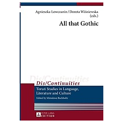 All that Gothic - Buch