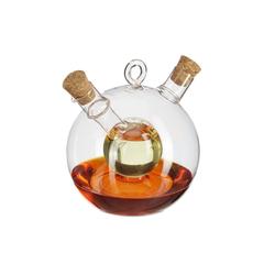 relaxdays Ölspender Essig- und Ölspender 2 in 1